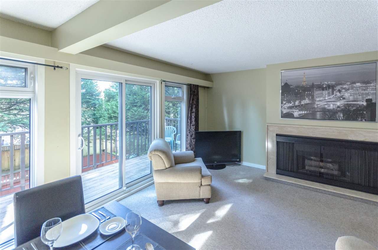 "Main Photo: 2895 CORONA Drive in Burnaby: Simon Fraser Hills Townhouse for sale in ""SIMON FRASER HILLS"" (Burnaby North)  : MLS®# R2443183"