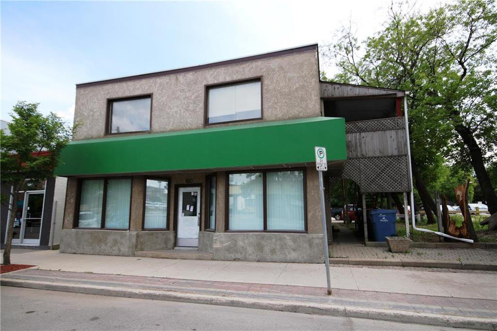 Main Photo: 1 160 Marion Street in Winnipeg: Industrial / Commercial / Investment for lease (2B)  : MLS®# 202022890