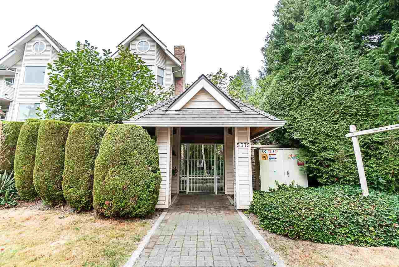 """Main Photo: 311 5375 VICTORY Street in Burnaby: Metrotown Condo for sale in """"The Courtyard"""" (Burnaby South)  : MLS®# R2498035"""