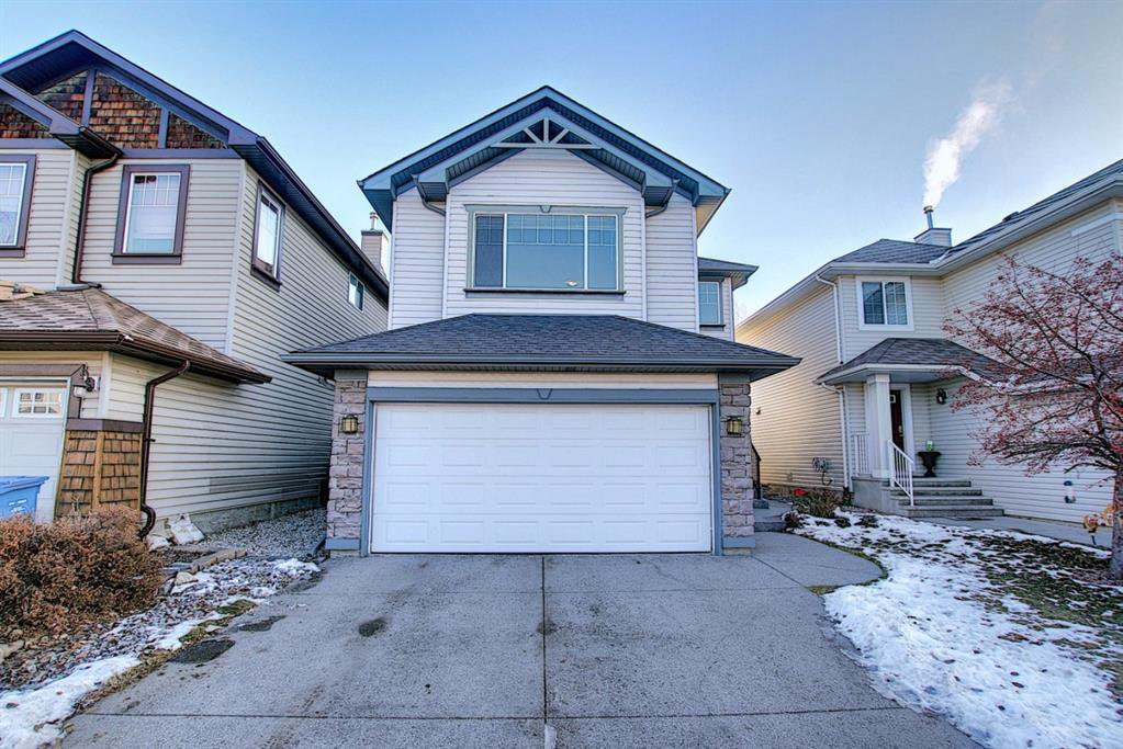Main Photo: 304 Cranfield Gardens SE in Calgary: Cranston Detached for sale : MLS®# A1050005