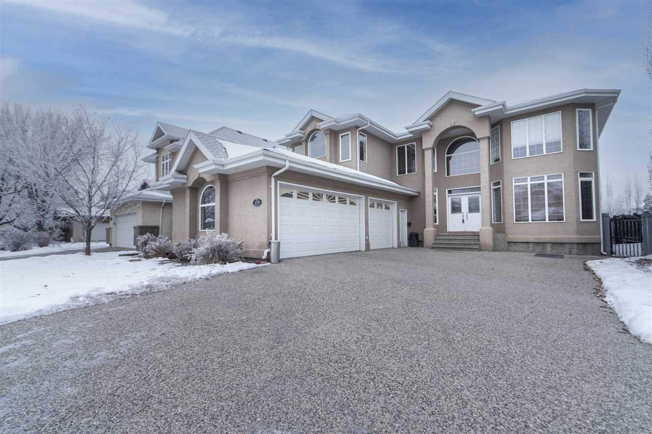 Main Photo: 239 Tory Crescent in Edmonton: Zone 14 House for sale : MLS®# E4223318