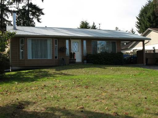 Main Photo: 1421 PILOT WAY in NANOOSE BAY: Beachcomber House/Single Family for sale (Nanoose Bay)  : MLS®# 286507