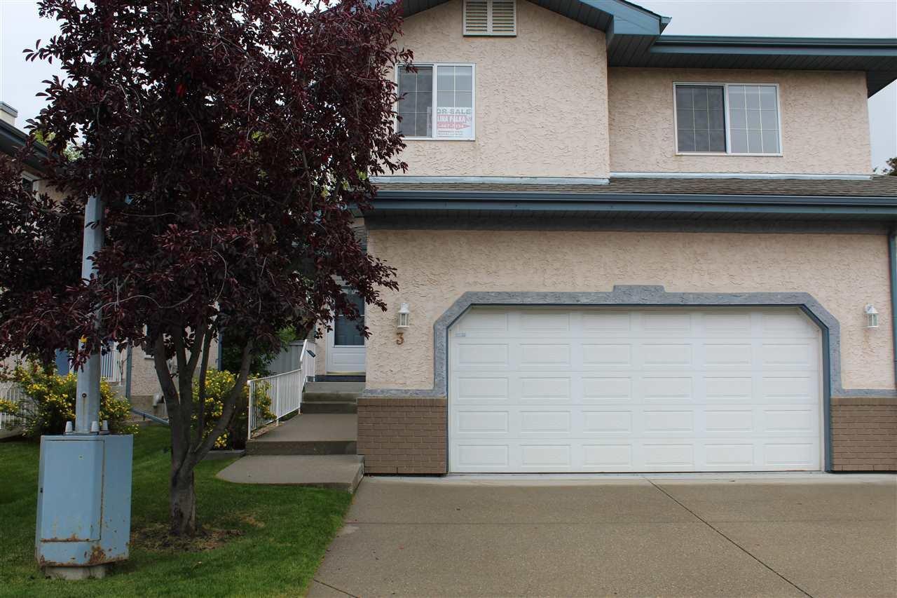 Main Photo: 3 ESTATES Court: Sherwood Park House Half Duplex for sale : MLS®# E4171900