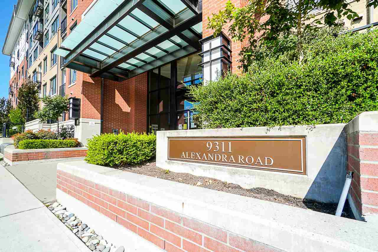 Main Photo: 403 9311 ALEXANDRA Road in Richmond: West Cambie Condo for sale : MLS®# R2402740