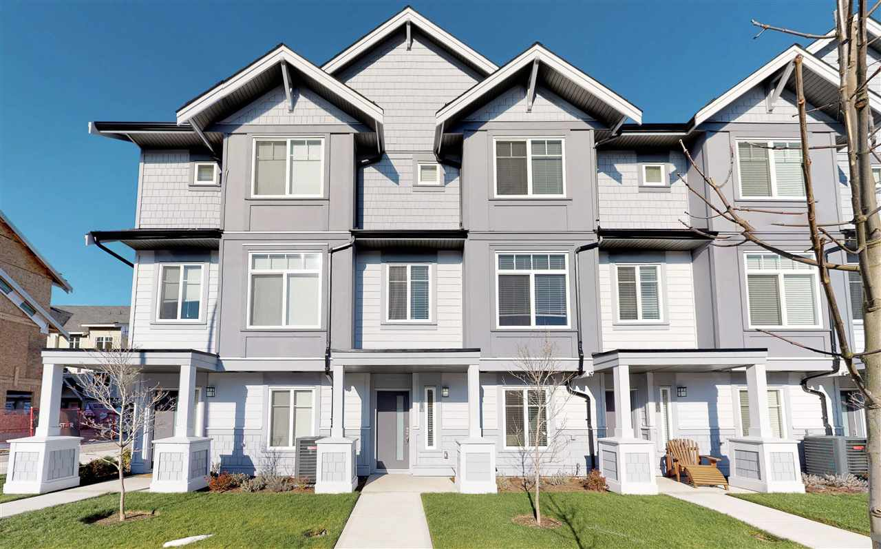 """Main Photo: 48 19239 70 Avenue in Surrey: Clayton Townhouse for sale in """"Clayton Station"""" (Cloverdale)  : MLS®# R2409230"""