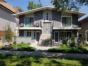 Main Photo: 646 2 Avenue NE in Calgary: Bridgeland/Riverside 4 plex for sale : MLS®# C4270812