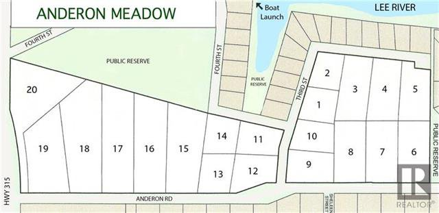 Main Photo:  in RM of Alexander: Pinawa Bay Vacant Land for sale (R28)