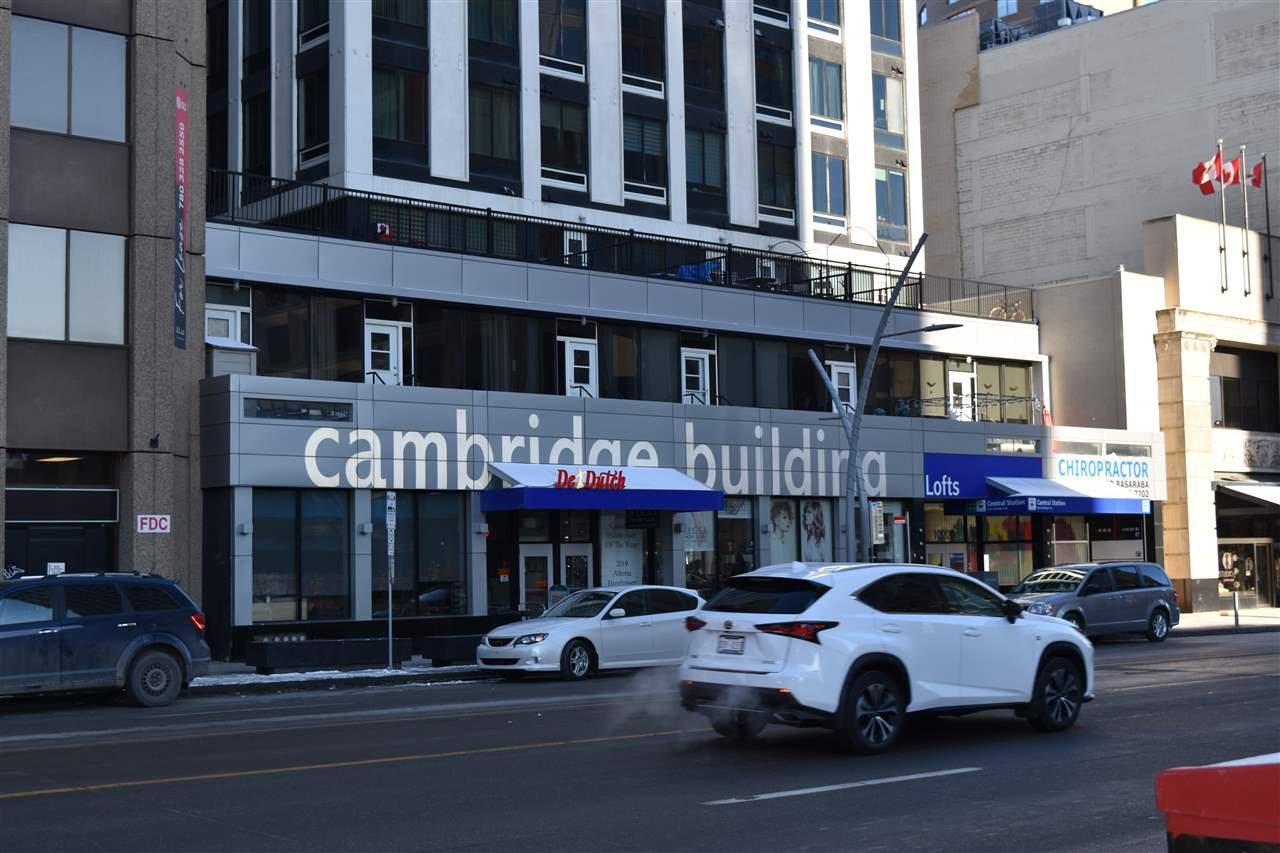 Main Photo: 405 10024 JASPER Avenue in Edmonton: Zone 12 Condo for sale : MLS®# E4181156