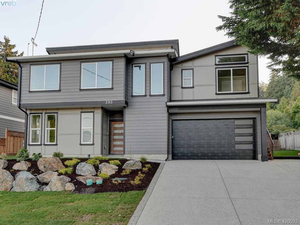 Main Photo: 293 Portsmouth Drive in VICTORIA: Co Lagoon Single Family Detached for sale (Colwood)  : MLS®# 420992