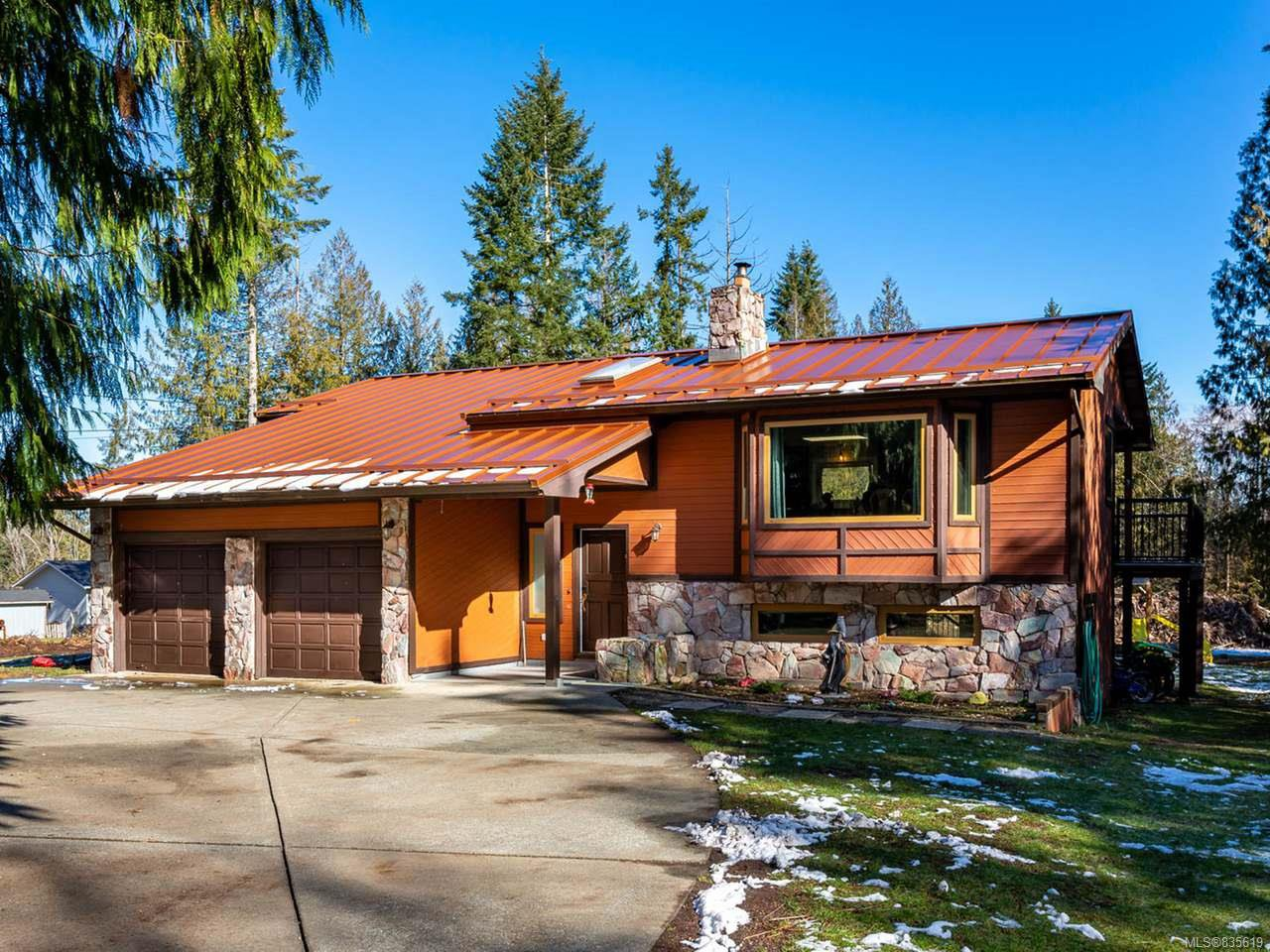 Main Photo: 4242 Marsden Rd in COURTENAY: CV Courtenay West House for sale (Comox Valley)  : MLS®# 835619