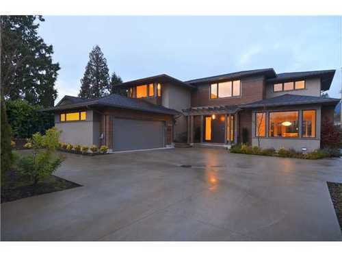 Main Photo: 2790 Edgemont Boulevard in North Vancouver: Edgemont Home for sale ()  : MLS®# V990678