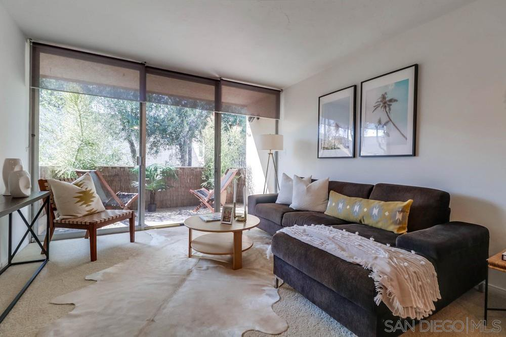 Main Photo: HILLCREST Condo for sale : 1 bedrooms : 1740 Upas Street #25 in San Diego