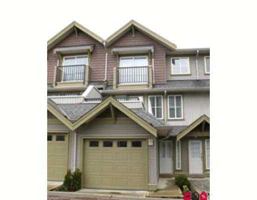 """Main Photo: 12040 68TH Ave in Surrey: West Newton Townhouse for sale in """"Terrane"""" : MLS®# F2708242"""