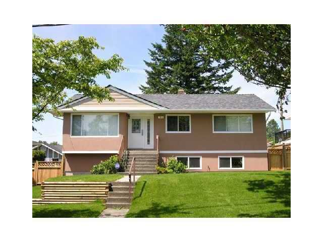 Main Photo: 7911 JOFFRE AV in Burnaby: Suncrest House  (Burnaby South)  : MLS®# V826174