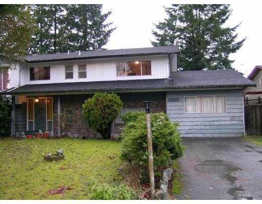 Main Photo: 12095 193A Street in Pitt_Meadows: Central Meadows House for sale (Pitt Meadows)  : MLS®# V681772