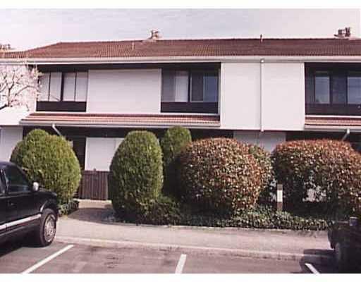 "Main Photo: 540 9651 GLENDOWER Drive in Richmond: Saunders Townhouse for sale in ""GENACRES VILLAGE"" : MLS®# V687493"