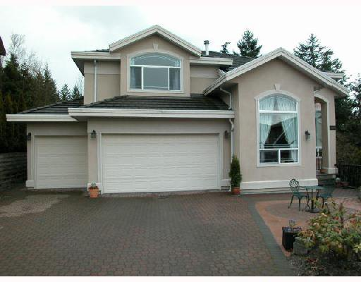 Main Photo: 2989 FORESTRIDGE Place in Coquitlam: Westwood Plateau House for sale : MLS®# V694874