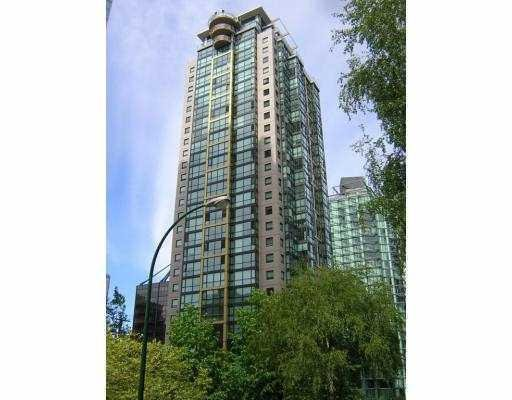 Main Photo: # 1205 1367 ALBERNI ST in Vancouver: West End VW Condo for sale ()  : MLS®# V763694