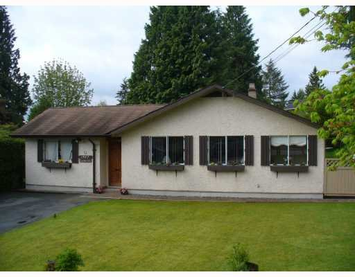 Main Photo: 1367 East 18th Street in North Vancouver: Westlynn House for sale : MLS®# V766195