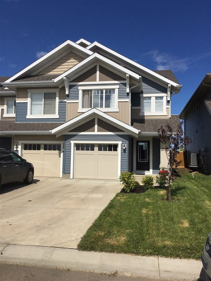 Main Photo: 2774 COUGHLAN Green in Edmonton: Zone 55 House Half Duplex for sale : MLS®# E4174335