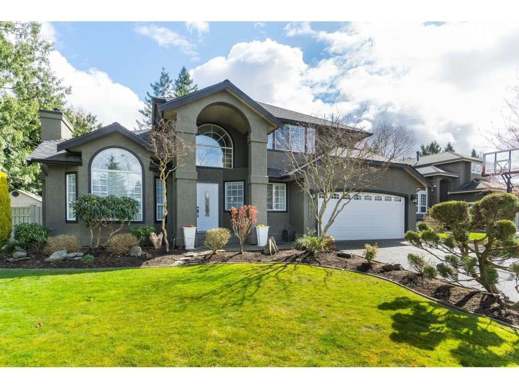 """Main Photo: 4644 220 Street in Langley: Murrayville House for sale in """"Upper Murrayville"""" : MLS®# R2447526"""