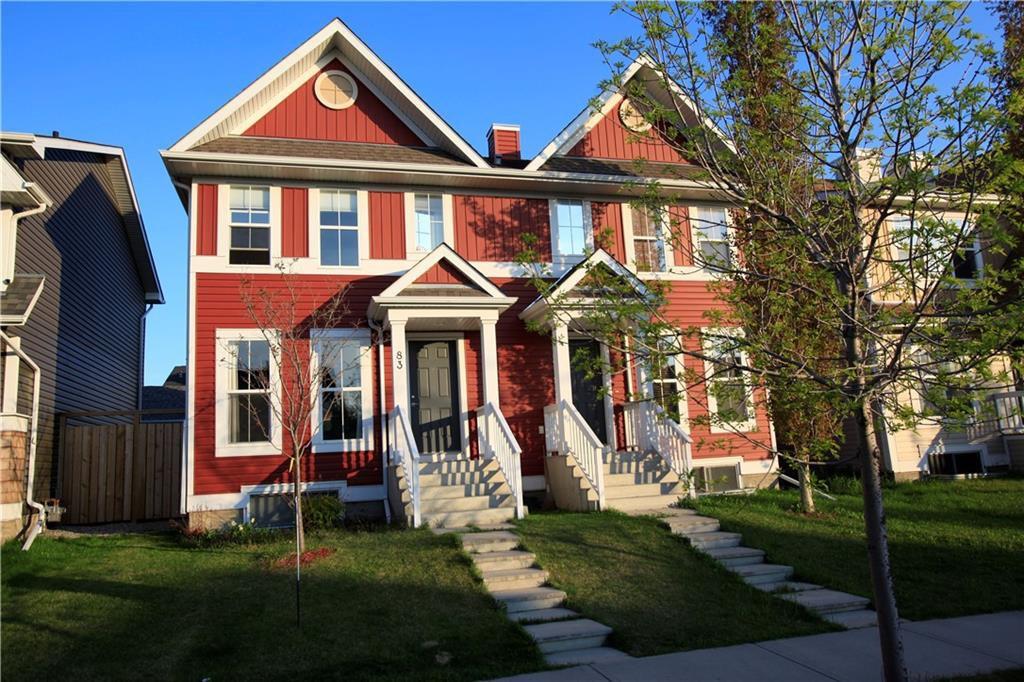 Main Photo: 83 Auburn Bay BV SE in Calgary: Auburn Bay House for sale : MLS®# C4279956