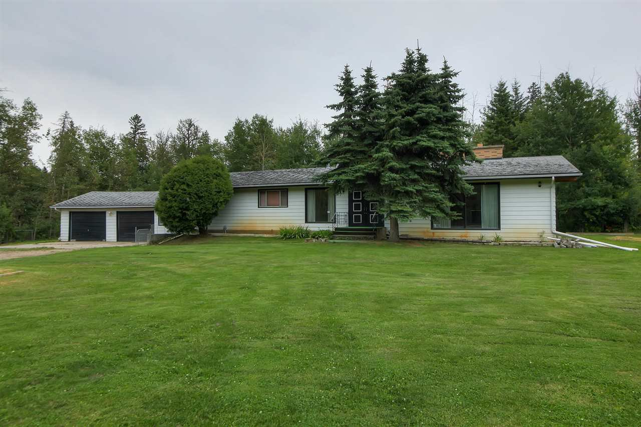 Main Photo: 11175 SPRUCE VALLEY Road: Rural Parkland County House for sale : MLS®# E4211207