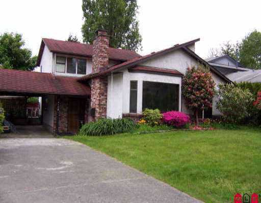 "Main Photo: 14106 73RD Ave in Surrey: East Newton House for sale in ""Nichol Creek"" : MLS®# F2708103"