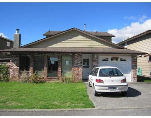 Main Photo: 1297 NOVAK DR in Coquitlam: House for sale : MLS®# V851398