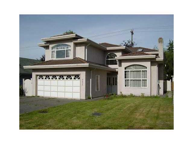 Main Photo: 3235 Garden City Rd in Richmond: House for sale : MLS®# v860646