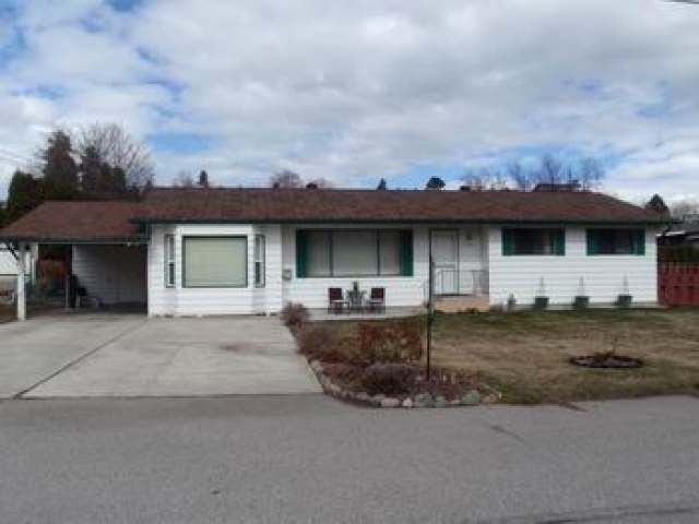 Main Photo: 11708 KARLSTROM STREET in Summerland: Residential Detached for sale : MLS®# 112247