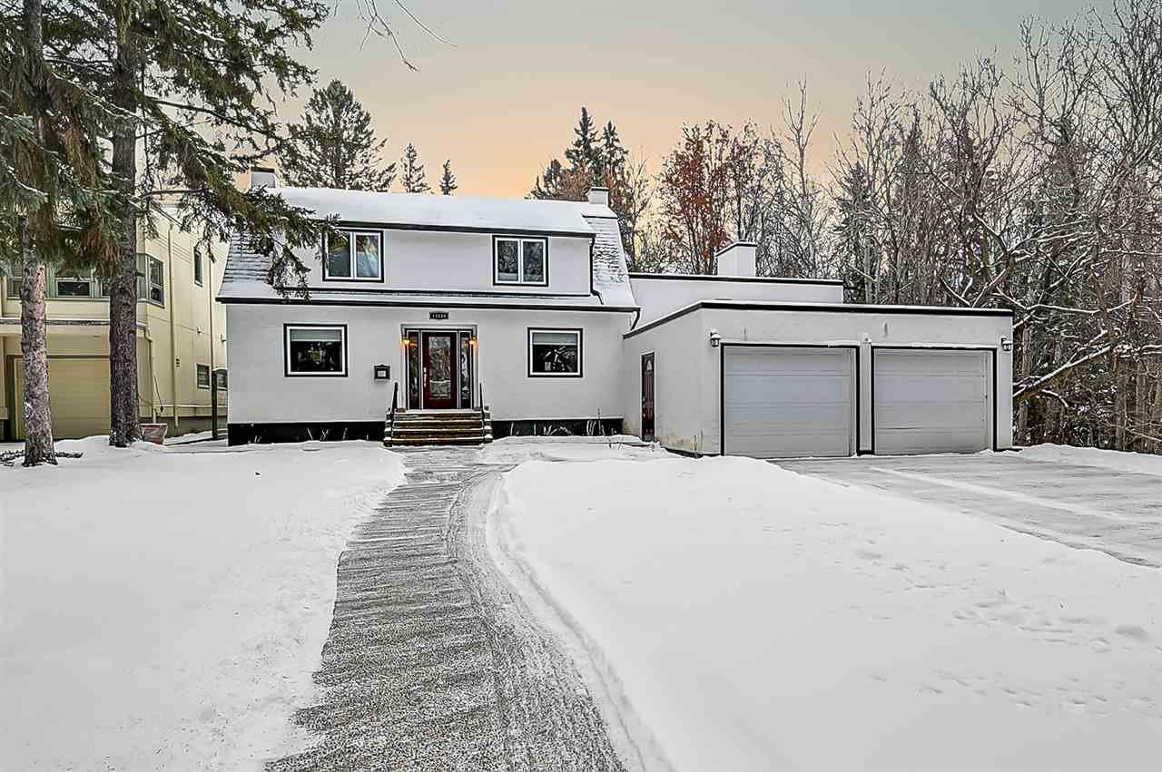 Main Photo: 13104 CHURCHILL Crescent in Edmonton: Zone 11 House for sale : MLS®# E4182433