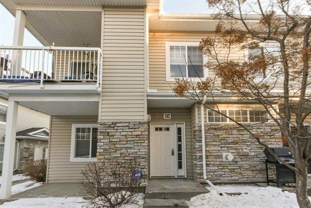 Main Photo: 142 460 CRANBERRY Way: Sherwood Park Carriage for sale : MLS®# E4187310