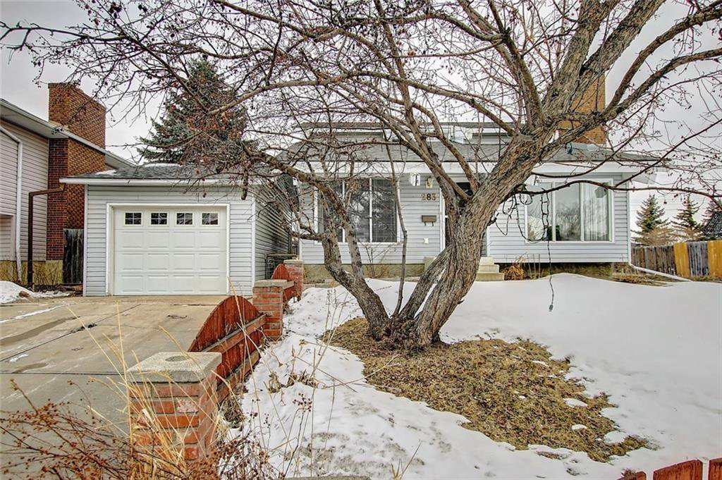 Main Photo: 283 QUEENSLAND Circle SE in Calgary: Queensland Detached for sale : MLS®# C4290754