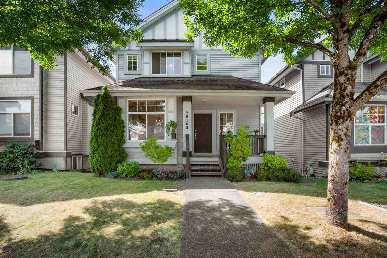 """Main Photo: 20168 70A Avenue in Langley: Willoughby Heights House for sale in """"Jeffries Brook"""" : MLS®# R2481013"""