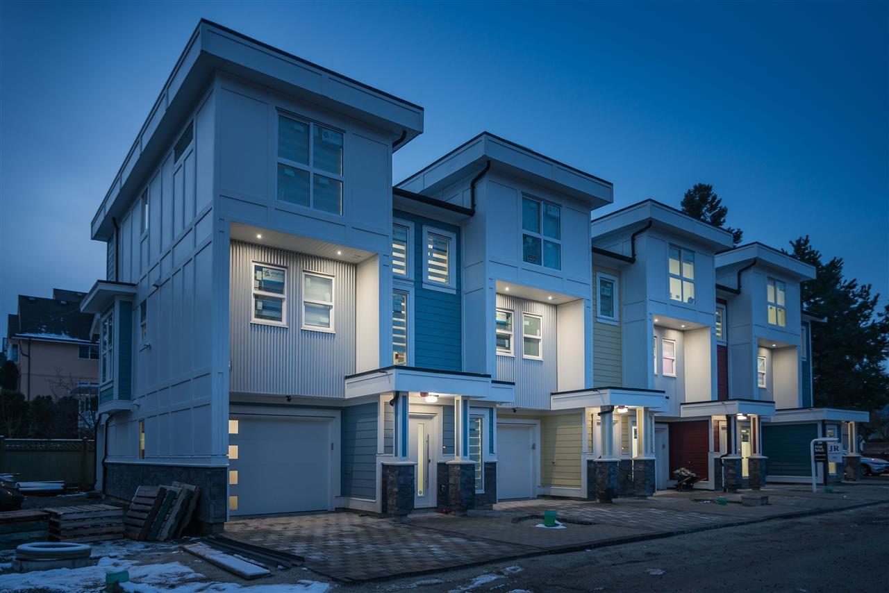 Main Photo: 1 1526 GRANT Avenue in Port Coquitlam: Glenwood PQ Condo for sale : MLS®# R2525418