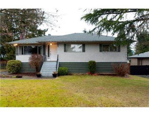 Photo 1: Photos: 1557 BALMORAL AV in Coquitlam: House for sale : MLS®# V866724