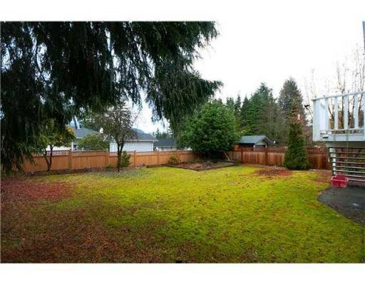 Photo 10: Photos: 1557 BALMORAL AV in Coquitlam: House for sale : MLS®# V866724