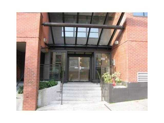 "Main Photo: # 411 345 LONSDALE AV in North Vancouver: Lower Lonsdale Condo for sale in ""THE MET"" : MLS®# V898186"