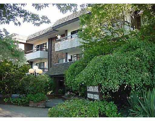 "Main Photo: 203 2250 OXFORD ST in Vancouver: Hastings Condo for sale in ""LANDMARK OXFORD"" (Vancouver East)  : MLS®# V608021"