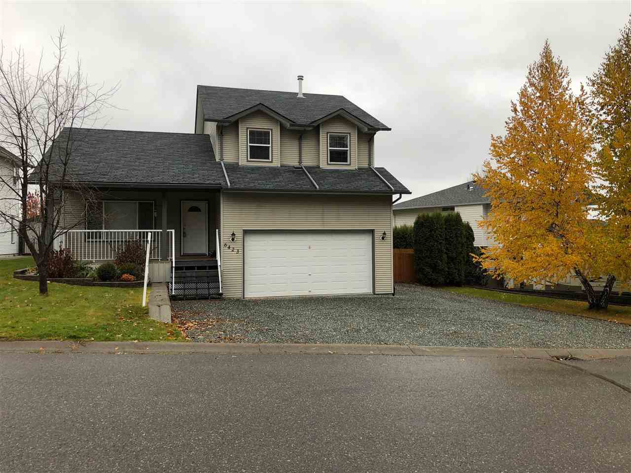 Main Photo: 6423 BURKITT Road in Prince George: Hart Highlands House for sale (PG City North (Zone 73))  : MLS®# R2414706