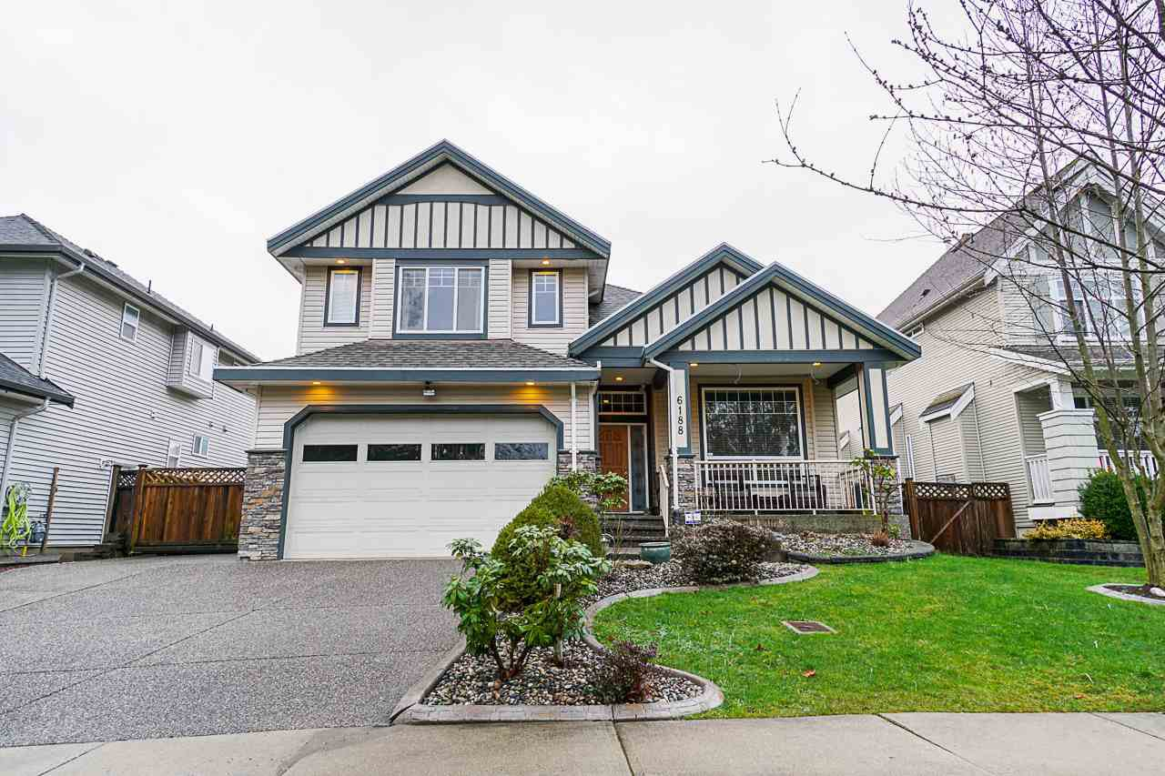 """Main Photo: 6188 164 Street in Surrey: Cloverdale BC House for sale in """"CLOVER RIDGE"""" (Cloverdale)  : MLS®# R2432197"""