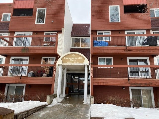 Main Photo: 311 10555 93 Street in Edmonton: Zone 13 Condo for sale : MLS®# E4186348