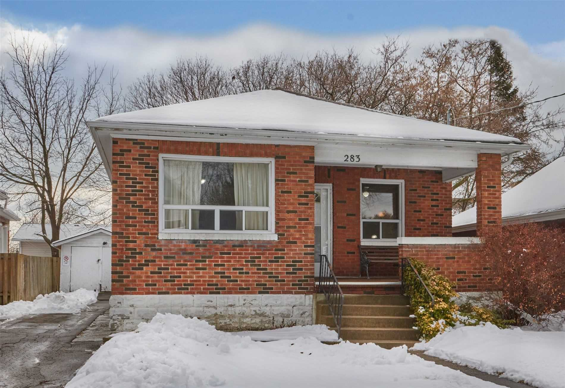 Main Photo: 283 St. Eloi Avenue in Oshawa: Central House (Bungalow) for sale : MLS®# E4691261