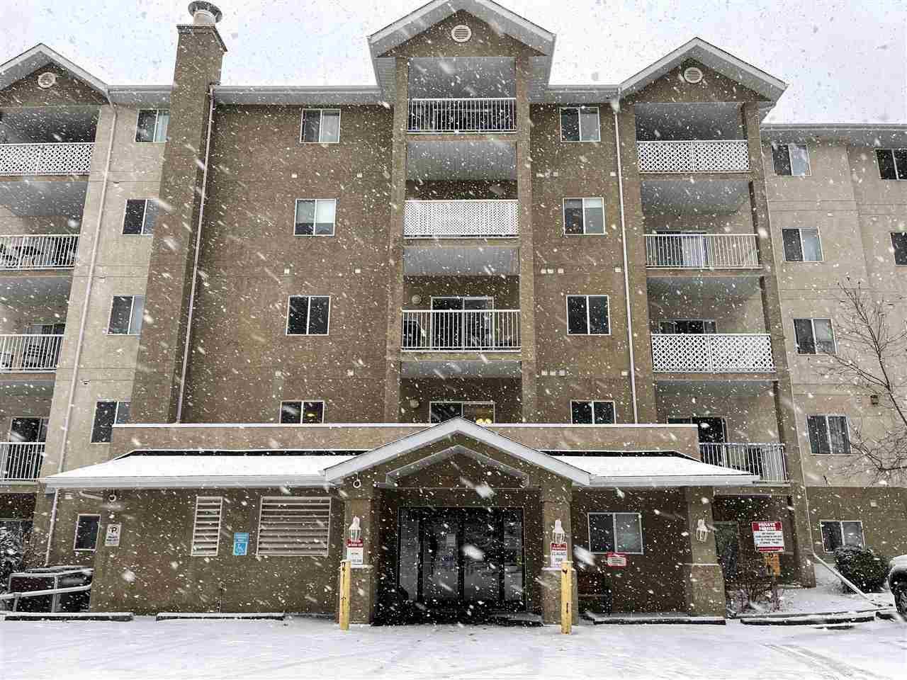Main Photo: 201 10535 122 Street in Edmonton: Zone 07 Condo for sale : MLS®# E4219807