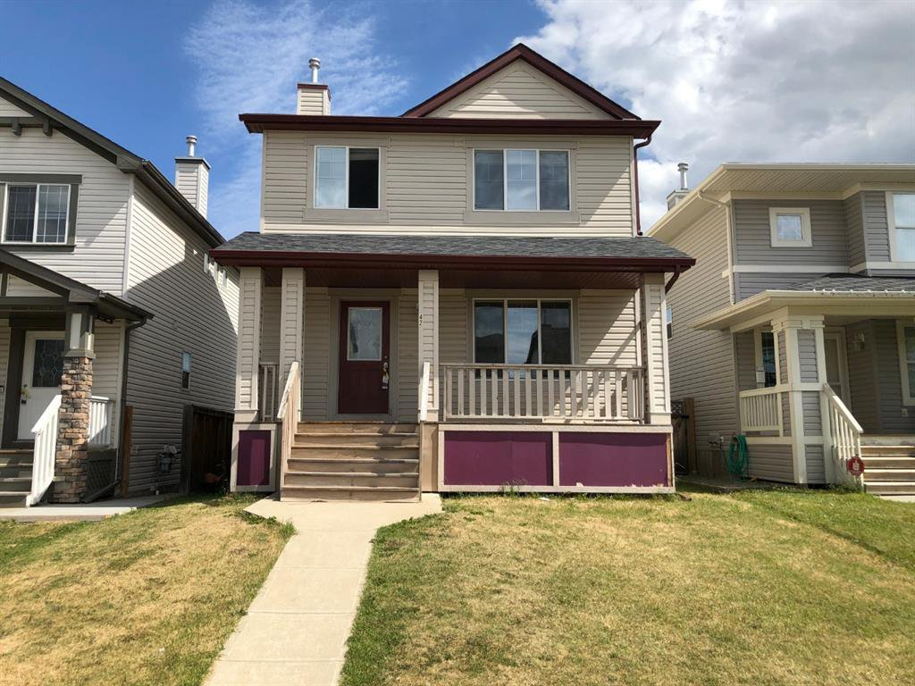Main Photo: 42 BRIDLECREST Gardens SW in Calgary: Bridlewood Detached for sale : MLS®# A1053837