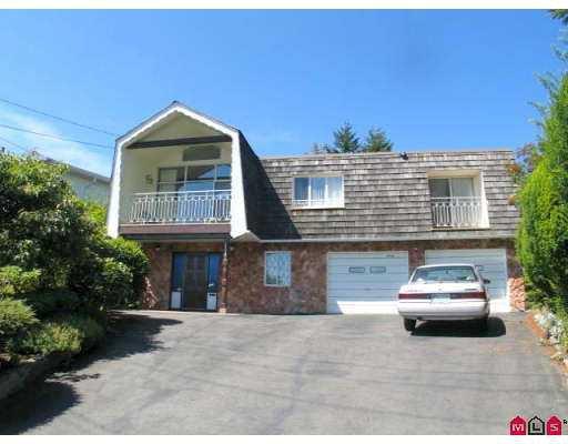 Main Photo: 15731 BUENA VISTA Avenue in White_Rock: White Rock House for sale (South Surrey White Rock)  : MLS®# F2718846