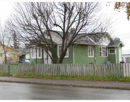 """Main Photo: 1717 17TH Avenue in Prince_George: Van Bow House for sale in """"VAN BOW"""" (PG City Central (Zone 72))  : MLS®# N176963"""
