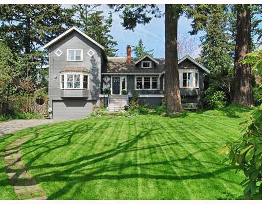 Main Photo: 3549 W 37TH AVENUE in : Dunbar House for sale (Vancouver West)  : MLS®# V762471