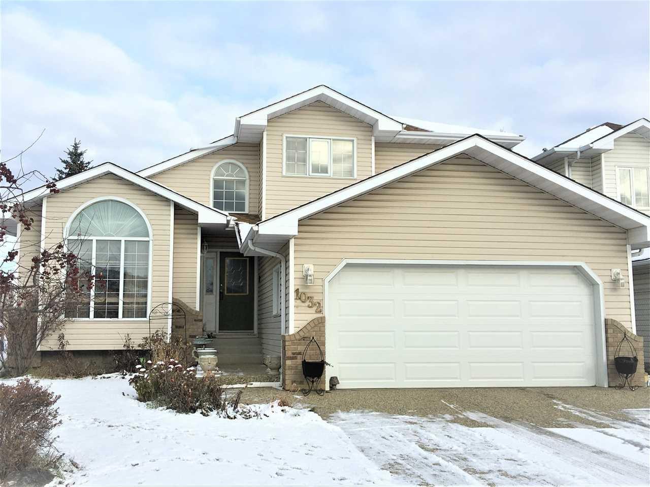 Main Photo: 1032 JAMES Crescent in Edmonton: Zone 29 House for sale : MLS®# E4171193